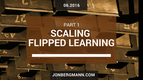 Scaling-Flipped-Learning-Part-1