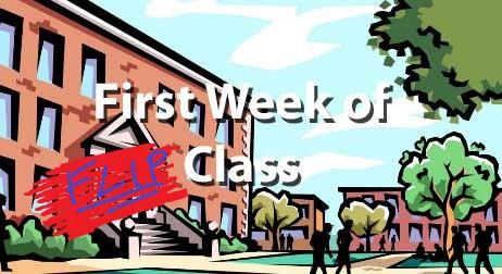 first-week-class