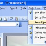 12 Ways to Create Flipped Learning Content: No 2 – Narrating Over Powerpoint