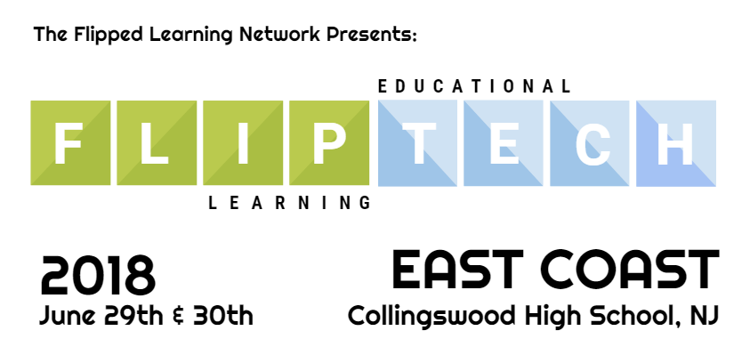 The Call For Proposals For Fliptech 2018 East Coast Is Now Open